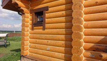 Почему деревянный дом обязательно должен быть обработан специальной пропиткой