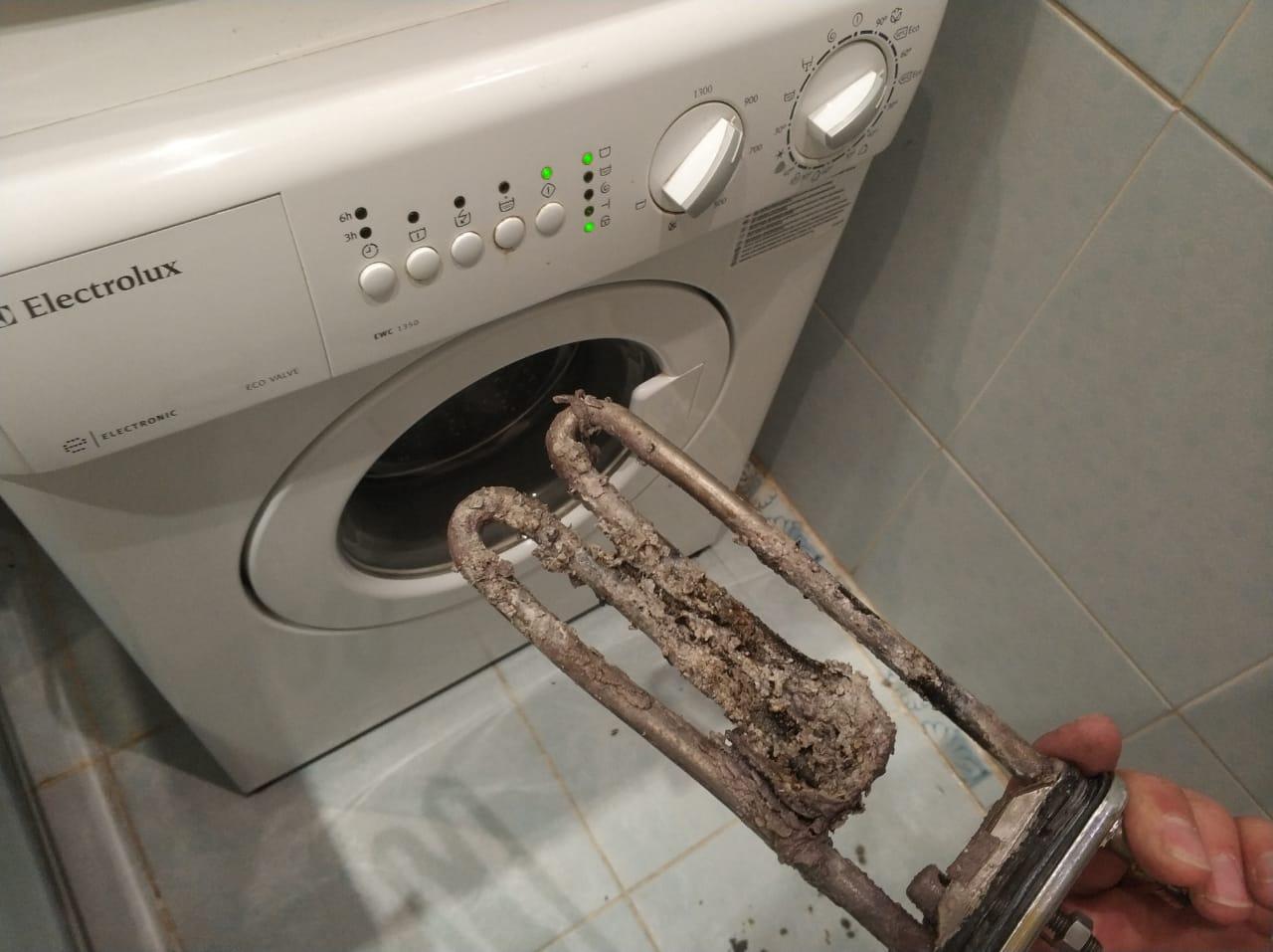 Какие бывают поломки у стиральных машин Электролюкс - как ...