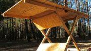 Как сделать раскладной столик из дерева своими руками — пошаговая инструкция