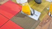 Как сэкономить на плиточном клее без ущерба качеству работы