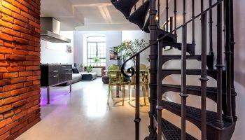 Лестницы для установки в частном доме
