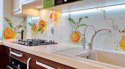 5 неожиданных, но очень удачных материалов для отделки рабочей зоны кухни