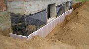 Как защитить подвал от промерзания при постройке дома