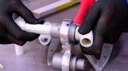Как правильно соединить пластиковые трубы из разного материала