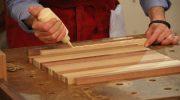 Лучший способ надежной склейки деревянных брусьев