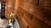 Как незаметно закрыть торцы ламината, уложенного на стены