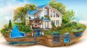 Водоснабжение дома: насосы для артезианских скважин