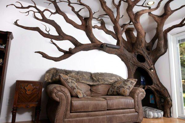 Фото декоративного дерева