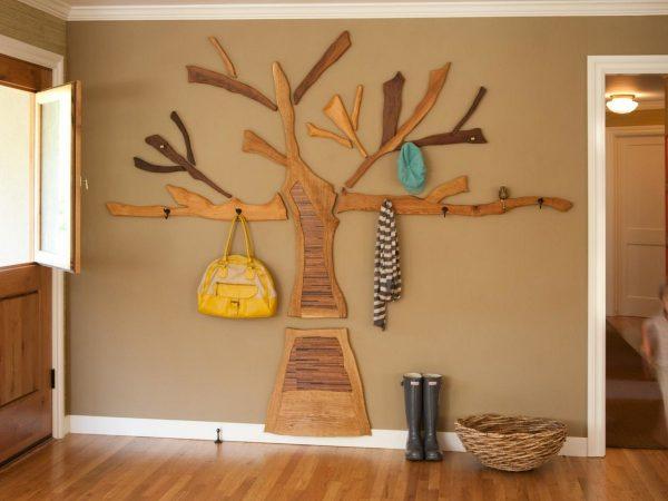 Дерево своими руками