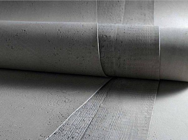 Фото рулонного бетона