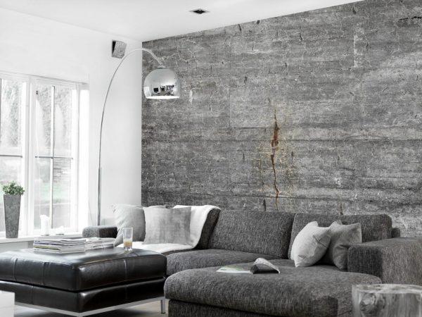 Фото стены под бетон