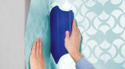 Почему обои в наружних и внешних углах стен стоит клеить по-разному