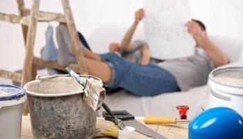 Когда некуда деваться: как пережить ремонт в самоизоляции не съезжая с квартиры
