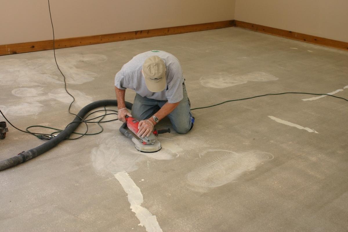 бетон срезать