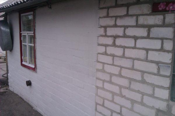 Фото утепления фасада