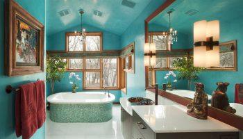 Почему мебель и сантехнику для ванной стоит выбирать после чистовой отделки