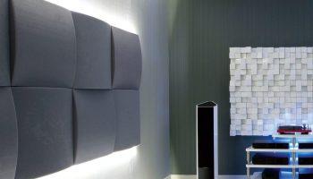 Акустическое полотно: звукоизоляция на случай, когда нельзя сделать ремонт