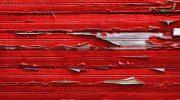 5 дефектов окрашенных поверхностей, которым не дали высохнуть до конца