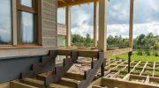 Надо ли менять разрешение на строительство дома если в процессе стройки решили пристроить открытую террасу