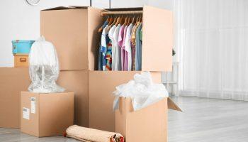 5 идей, где хранить мебель и вещи на время ремонта