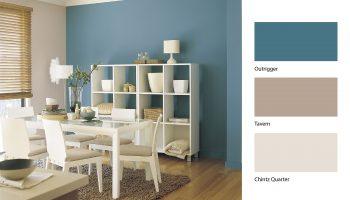 Как выбрать цвет краски для стен онлайн и не ошибиться с оттенком