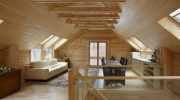 Мансарда или второй этаж: стоит ли строить жилой «чердак»