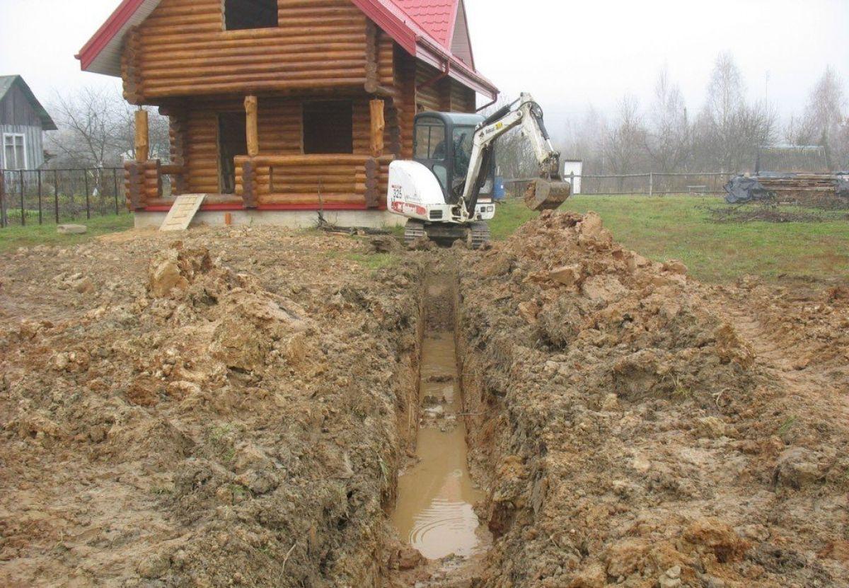 Выбор участка под строительство дома