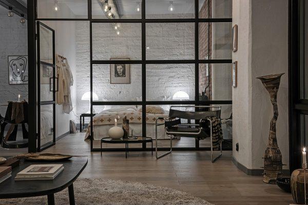 Фото стиля лофт в квартире