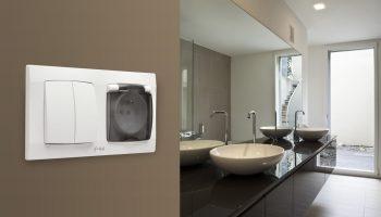 Как надежно защитить электрику в ванной от влаги