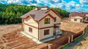 Коэффициент усадки стройматериалов: как построить дом и не «сесть в лужу»