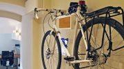 5 хитрых способов как можно хранить велосипед в небольшой квартире