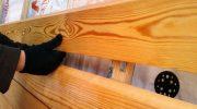 Подгонка доски к бревенчатой стене за минуты: проверенный способ