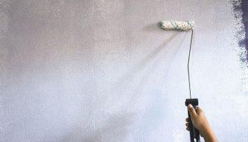 Технология побелки стен известью своими руками