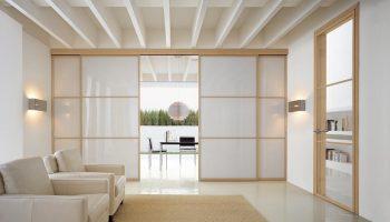 Как правильно выбирать раздвижные стены