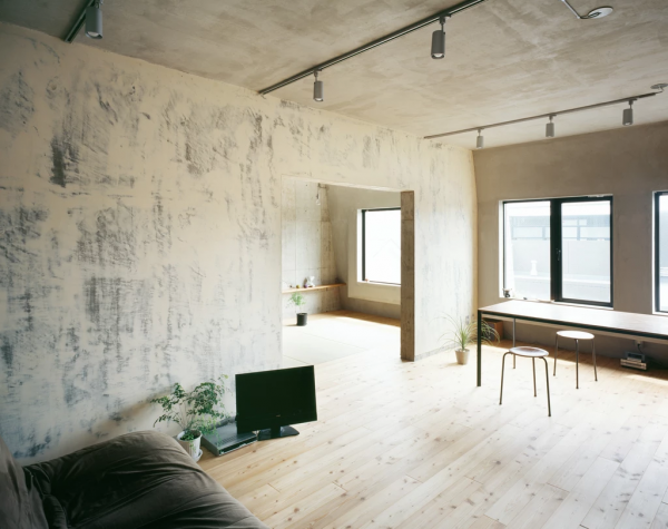 Фото стен в доме