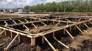 Что следует знать о глубине промерзания перед разработкой и установкой фундамента дома