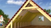 Простая инструкция, как установить двухскатную крышу своими руками
