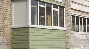 Какой материал нельзя выбирать для фасадной отделки балкона и почему