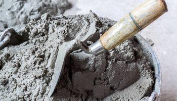 Улучшение качества цемента различными добавками
