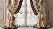7 вариантов украшения и декорирования штор своими руками, пошаговая инструкция