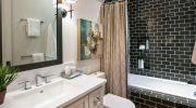 Идеи по созданию комфорта в маленькой ванной