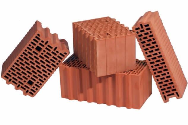 Керамические и газобетонные блоки