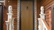 Как выбрать хорошую дверь для дачи