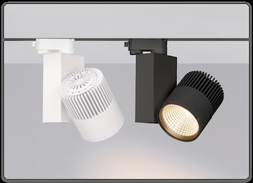 Офисное освещение и трековые светильники