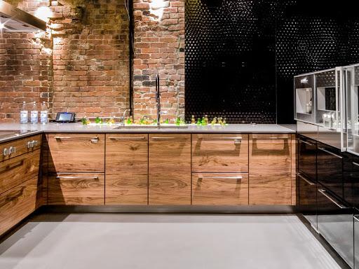 Стильные варианты отделки для кухни