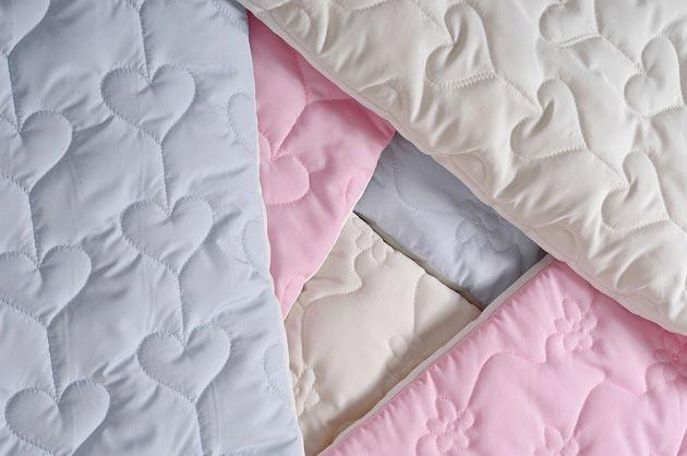 Как выбрать всесезонное одеяло для ребенка