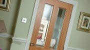 Виды межкомнатных дверей по способу открывания
