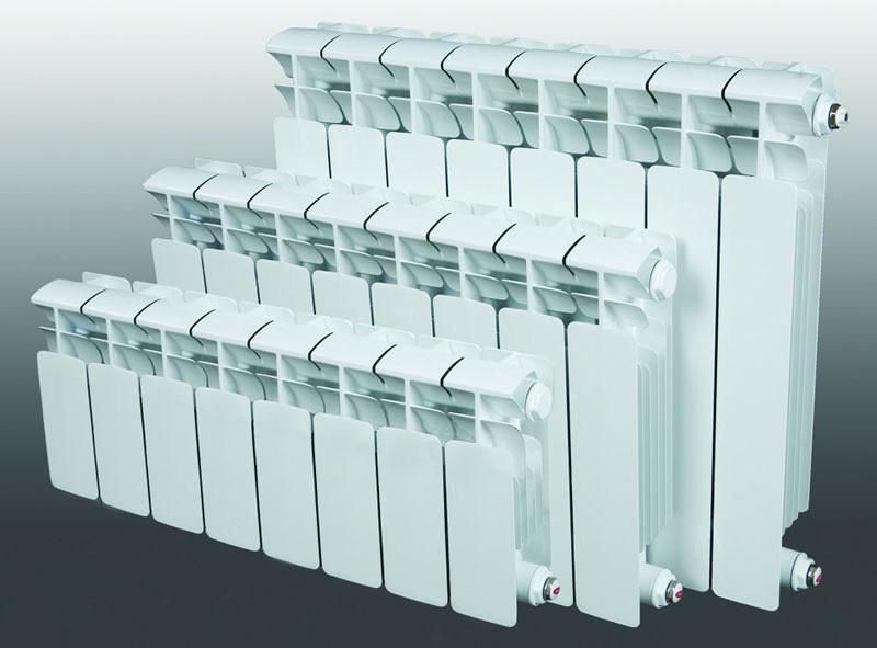 Основные особенности биметаллических радиаторов отопления