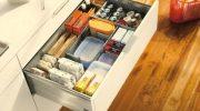 Как сэкономить место на кухне