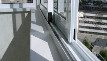 Требования ГОСТа к конструкциям балконного остекления из алюминия